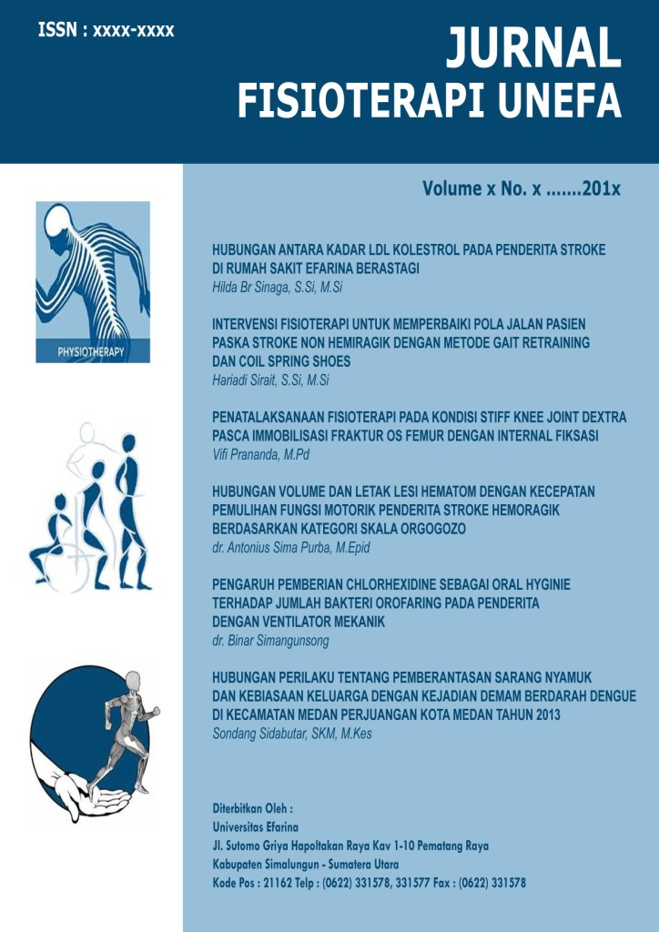 Jurnal Fisioterapi Unefa